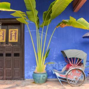 ジョージタウンの観光地と屋台街など見どころをご紹介!ペナン島の世界遺産
