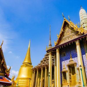 バンコクの三大寺院の行き方と感想|ワット・プラケオ、ワット・ポー、ワット・アルン