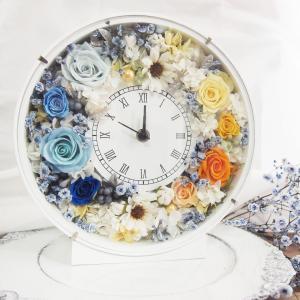 両親贈呈品やプレゼントに人気の花時計