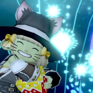 【ドワ子のドレア】猫ハットコーデ