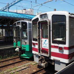 【旅行記】2019夏 長野・新潟の旅⑤ 直江津とほくほく線