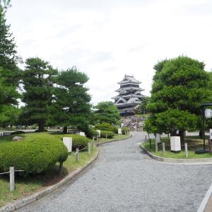 【旅行記】2020夏 信州城巡りの旅④ 城下町松本を観光