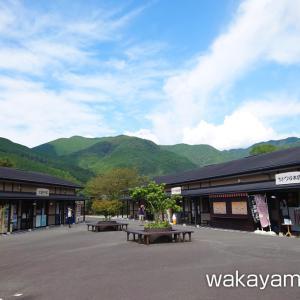 古道歩きの里 ちかつゆ 熊野古道 和歌山県田辺市中辺路町近露