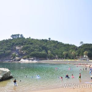 【2021年】浪早ビーチ BBQができる海水浴場 – 和歌山市