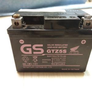 Naviのバッテリー交換と左折専用モデル化とその改修