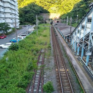 【NAVi】相模運輸倉庫専用線/米軍田浦専用線跡巡り横須賀プチツーリング