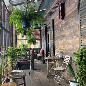 タイ・バンコクのカフェ紹介|【Mother Roaster】@タラート・ノイ