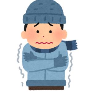 寒い季節です( ;∀;)。