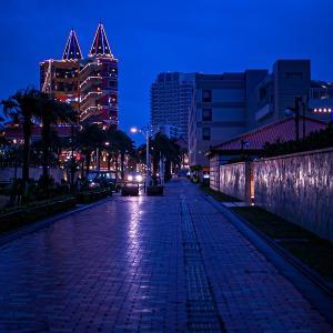 沖縄夜凪 ~After the rain~