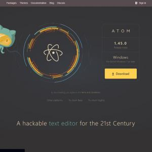 【Atom】ガチでオススメする!開発が5倍捗る拡張パッケージ9選【最新版】