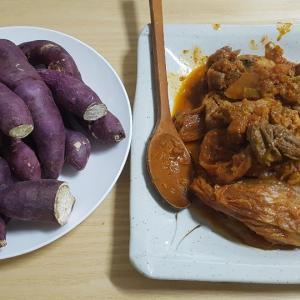 焼き芋 オーブン 韓国
