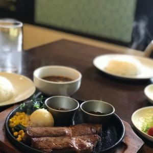 お昼からもりもりお肉を食べたい時に〜ステーキハウス魔法のランプ@札幌