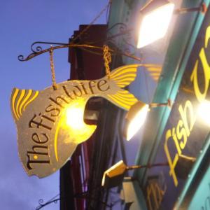 フィッシュアンドチップスの美味しいお店@アイルランド