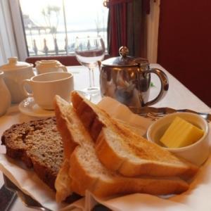 アイルランドでトーストは薄い方がいい?