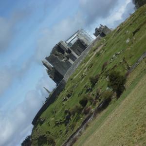 アイルランドの天空の城~ロックオブキャッシェル