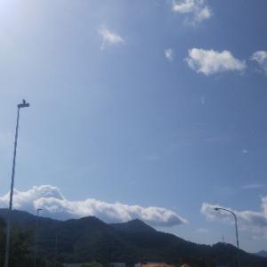 山歩き♪三吉山