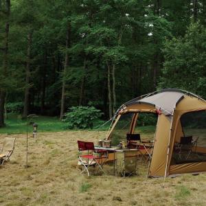 【タープ】キャンプやイベントなんでもござれ!厳選した自立式タープ8選