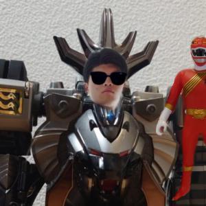 [百獣戦隊ガオレンジャー]夢を叶えろ!!超巨大合体ロボット「ガオキング」に俺はなる!!