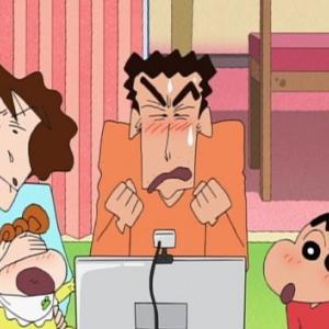 【アニメ】クレヨンしんちゃん 追悼放送 オラのとうちゃんは世界一SP 観ました