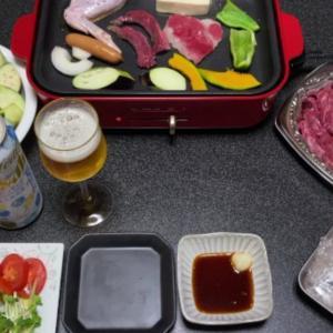 バズビデオvol.28【vlog・日常・料理】29(にく)の日の一人焼肉
