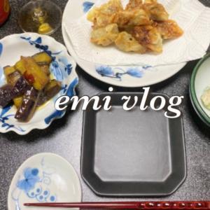 【vlog・日常・料理】寄り道・一人晩酌 簡単おつまみ