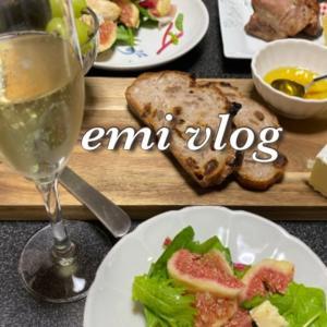 【vlog・日常・料理】ル・ルスティックブリーチーズを楽しむ週末
