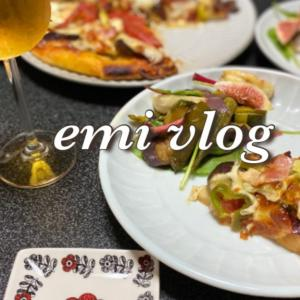 【vlog・日常・料理】週末の夏野菜マリネ・手作りピザ