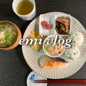 【vlog・日常・料理】おひとり様 日曜日のワンプレート お昼ごはん