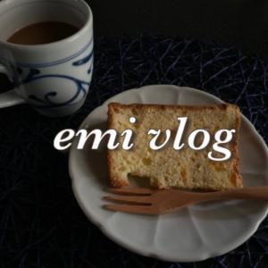 【vlog・日常・料理】おやつ/カルディ購入品で赤ワインを楽しむ