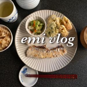 おひとり様のお昼ごはん/炊き込みご飯・タチウオ・他