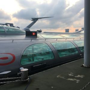 水上バスでツウな東京観光を