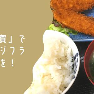 横須賀で絶品アジフライ定食を