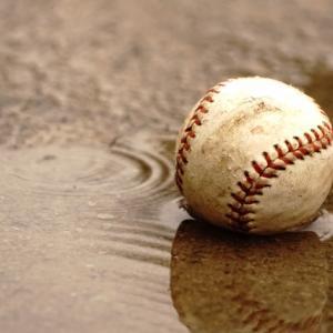 今季初の雨天中止!中止明けの試合は強い?
