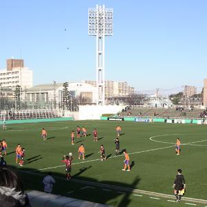 西が丘サッカー場(東京都北区) いろいろな種別の試合を見れます
