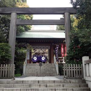 東京大神宮(東京都千代田区)伊勢神社の遥拝殿