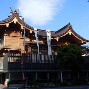 水天宮(東京都中央区)ビルに住む神様たち