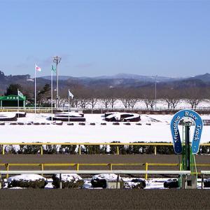 水沢競馬場(岩手県奥州市)新幹線駅から徒歩で行ける