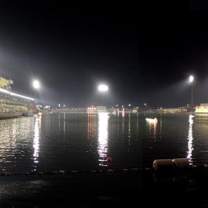 蒲郡競艇場(愛知県蒲郡市)全レースがナイター。競艇界のトップランナー