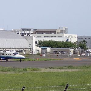 調布飛行場(東京都調布市)撮影するもよし眺めるもよし