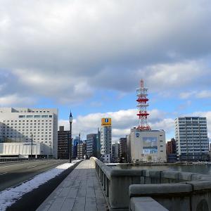 萬代橋(新潟県新潟市)使われまくる国の重要文化財