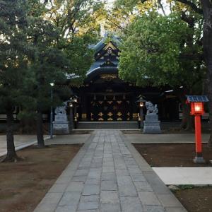 穴八幡宮(東京都新宿区)一陽来復で金銀を手に入れる