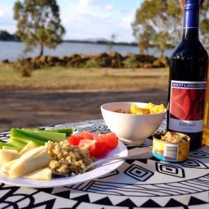 【メルボルン】ワインと湖でおしゃれな車中泊。えみこ旅AUS編#15