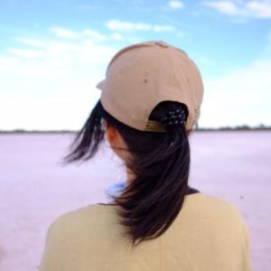 【メルボルン郊外】ピンク色の湖に行ってみた えみこ旅AUS編#17