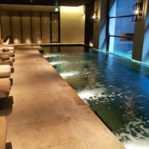 ザ・リッツカールトン京都のスパ&フィットネスを初体験!子連れには豪華なプールが最高のアクティビティ!
