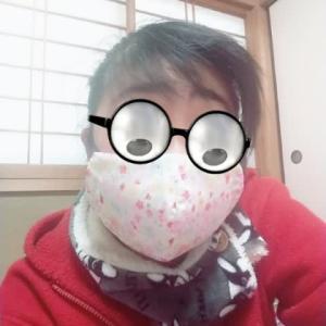 先ほどのマスク!