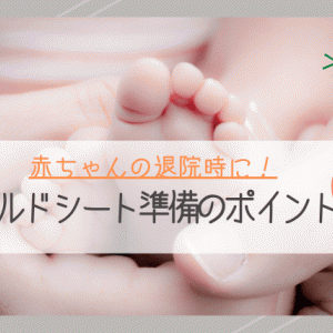 【赤ちゃんの退院時に必要】チャイルドシート準備のポイント9つ