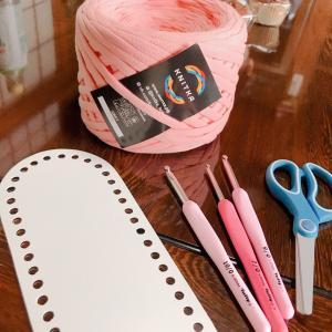【ズパゲッティ】編み方と彩りを詰め込んだ大切な贈り物をあなたへ♡
