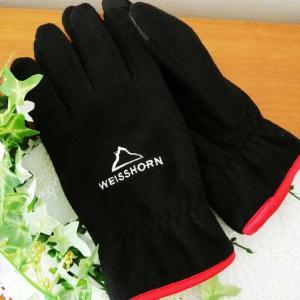 「スマホ対応 防寒フリース手袋」を購入しました