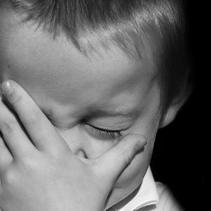 子供が顔をケガしたときは?