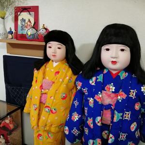 """""""ごんたさん人形""""は幼い頃の娘達にそっくり?"""